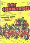 Cover for Boy Commandos (DC, 1942 series) #7