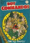 Cover for Boy Commandos (DC, 1942 series) #8
