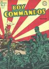Cover for Boy Commandos (DC, 1942 series) #9