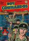 Cover for Boy Commandos (DC, 1942 series) #10