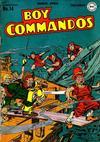 Cover for Boy Commandos (DC, 1942 series) #14