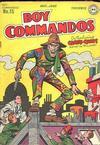 Cover for Boy Commandos (DC, 1942 series) #15