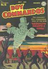 Cover for Boy Commandos (DC, 1942 series) #16