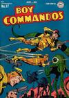 Cover for Boy Commandos (DC, 1942 series) #17