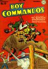 Cover for Boy Commandos (DC, 1942 series) #19