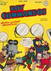 Cover for Boy Commandos (DC, 1942 series) #21