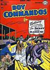 Cover for Boy Commandos (DC, 1942 series) #26