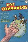 Cover for Boy Commandos (DC, 1942 series) #27