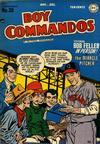 Cover for Boy Commandos (DC, 1942 series) #30