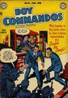Cover for Boy Commandos (DC, 1942 series) #31
