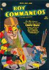 Cover for Boy Commandos (DC, 1942 series) #33