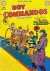 Cover for Boy Commandos (DC, 1942 series) #34