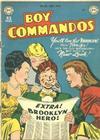 Cover for Boy Commandos (DC, 1942 series) #35