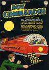 Cover for Boy Commandos (DC, 1942 series) #36