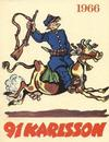 Cover for 91 Karlsson [julalbum] (Semic, 1965 ? series) #1966