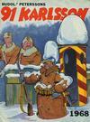 Cover for 91 Karlsson [julalbum] (Semic, 1965 ? series) #1968