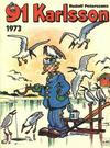 Cover for 91 Karlsson [julalbum] (Semic, 1965 ? series) #1973