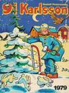 Cover for 91 Karlsson [julalbum] (Semic, 1965 ? series) #1979