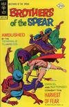 Cover Thumbnail for Brothers of the Spear (1972 series) #12 [Gold Key Variant]