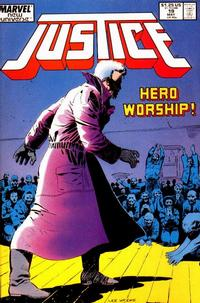 Cover Thumbnail for Justice (Marvel, 1986 series) #19