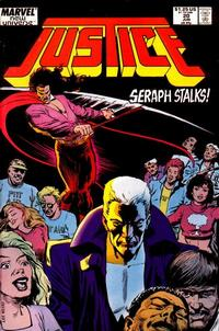 Cover Thumbnail for Justice (Marvel, 1986 series) #20