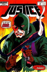 Cover Thumbnail for Justice (Marvel, 1986 series) #23