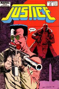 Cover Thumbnail for Justice (Marvel, 1986 series) #25