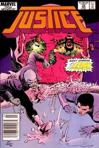Cover Thumbnail for Justice (Marvel, 1986 series) #29