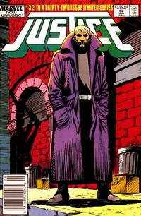 Cover Thumbnail for Justice (Marvel, 1986 series) #32
