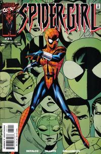 Cover Thumbnail for Spider-Girl (Marvel, 1998 series) #31
