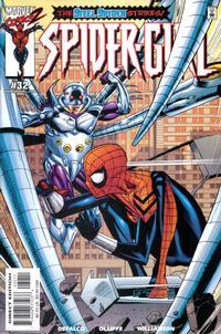 Cover Thumbnail for Spider-Girl (Marvel, 1998 series) #32