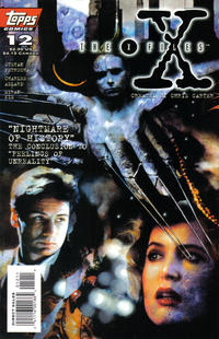 Cover Thumbnail for The X-Files (Topps, 1995 series) #12