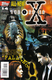 Cover Thumbnail for The X-Files (Topps, 1995 series) #14
