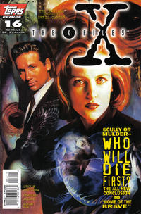 Cover Thumbnail for The X-Files (Topps, 1995 series) #16