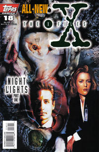 Cover Thumbnail for The X-Files (Topps, 1995 series) #18
