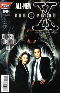 Cover Thumbnail for The X-Files (Topps, 1995 series) #19