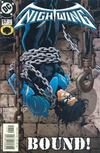 Cover Thumbnail for Nightwing (DC, 1996 series) #57 [Direct Sales]