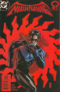 Cover Thumbnail for Nightwing (DC, 1996 series) #59 [Direct Sales]
