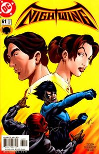 Cover Thumbnail for Nightwing (DC, 1996 series) #61