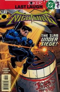 Cover Thumbnail for Nightwing (DC, 1996 series) #62