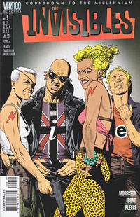 Cover Thumbnail for The Invisibles (DC, 1999 series) #9