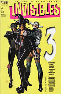 Cover Thumbnail for The Invisibles (DC, 1999 series) #3