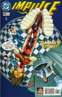 Cover Thumbnail for Impulse (DC, 1995 series) #43