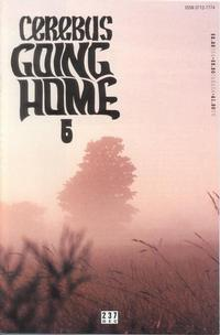 Cover Thumbnail for Cerebus (Aardvark-Vanaheim, 1977 series) #237