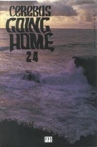 Cover Thumbnail for Cerebus (Aardvark-Vanaheim, 1977 series) #255