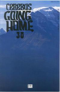 Cover Thumbnail for Cerebus (Aardvark-Vanaheim, 1977 series) #261