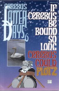 Cover Thumbnail for Cerebus (Aardvark-Vanaheim, 1977 series) #271