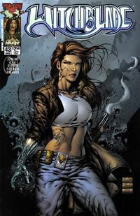 Cover Thumbnail for Witchblade (Image, 1995 series) #43