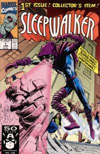 Cover Thumbnail for Sleepwalker (Marvel, 1991 series) #1