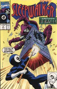 Cover Thumbnail for Sleepwalker (Marvel, 1991 series) #2 [Direct]